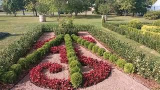 Как сделать дачу красивой? Идеи ландшафтного дизайна. Исторические сады в Царицыно.