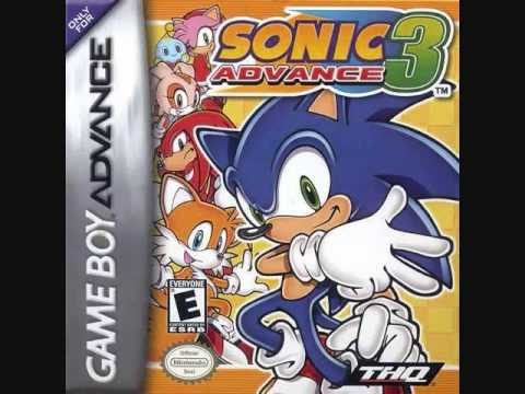 Sonic Advance 3 - Nonaggression (arranged ver.) ...and a little something extra...