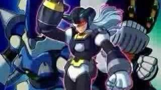 Megaman X5 video