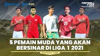 Termasuk Wonderkid Persib Bandung, Ini 5 Pemain Muda yang akan Bersinar di Liga 1 2021