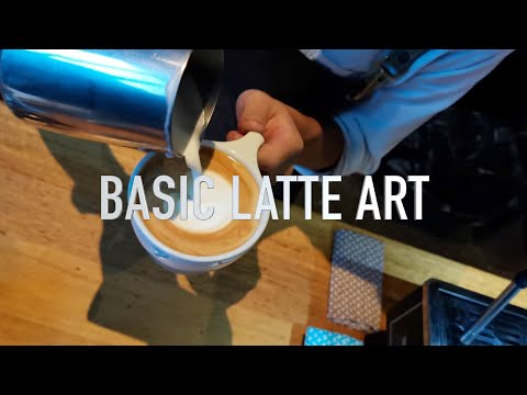 , title : 'How to make beautiful latte art (heart and tulip) | ラテアート基本編 ( ハート と チューリップ)#1