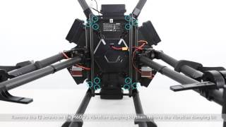 DJI Matrice 600 - How to Mount the Ronin MX on the M600