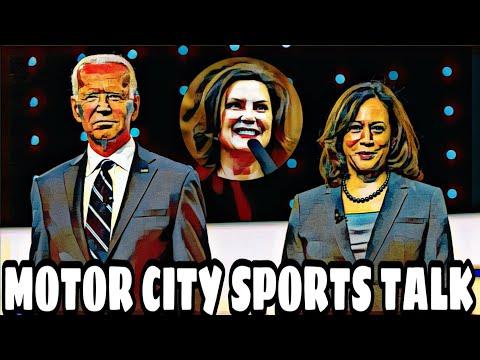 Joe Biden Snubs Gretchen Whitmer For VP, Picks Kamala Harris Instead!!!