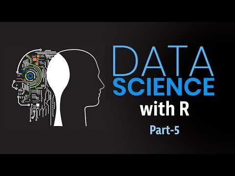 Learn Data Science with R | Part 5 | Eduonix