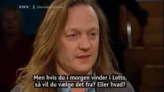 Debatten Med Jesper Binzer, D:A:D, Clement.