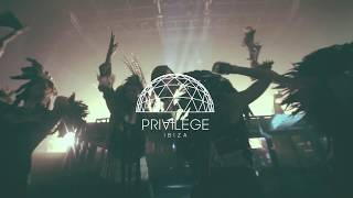 Privilege Ibiza  2018 Opening Party LineUp