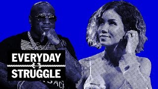 Everyday Struggle - Ak & Star Respond to Chris Brown, Do You Feel Sorry For Birdman? Jhene Courtside