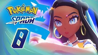 Drednaw  - (Pokémon) - SFIDIAMO AZZURRA CAPOPALESTRA E IL SUO DREDNAW DYNAMAX! - Pokemon Spada ITA - Episodio 8
