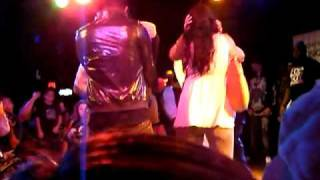 Flo Rida Shone ft Pleasure P Live @ Roxy myspace music cd release party 040509