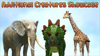 ark additional creatures mod spawn codes - 免费在线视频最佳电影电视