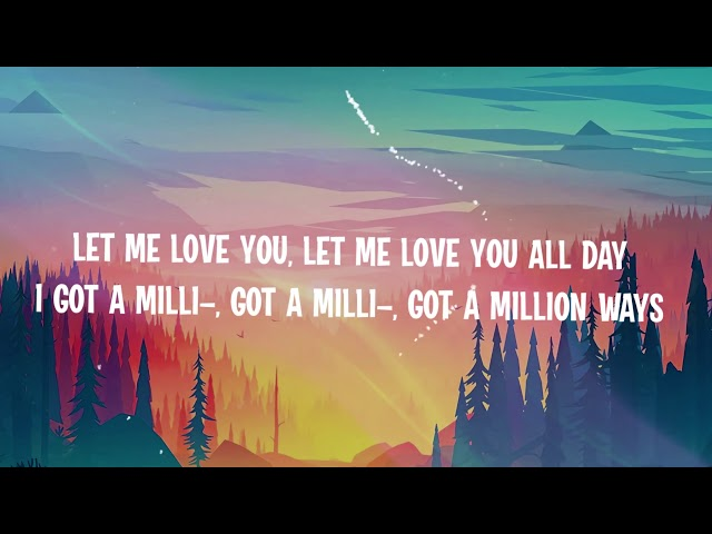 HRVY   Million Ways Lyrics