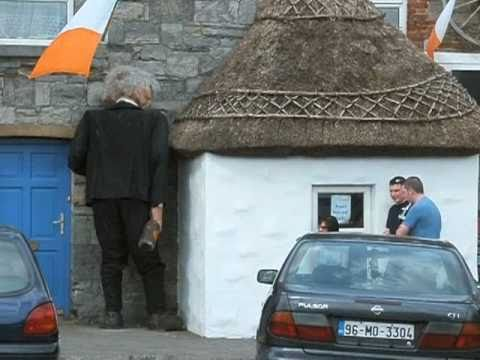 Giant Puppet in Ireland