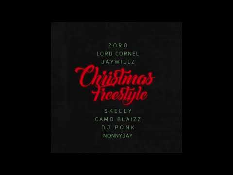 Zoro - Christmas freestyle [Official Audio]