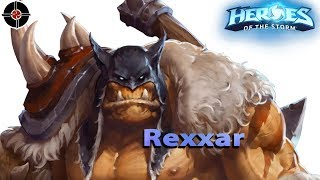Rexxar - My Favorite Hero - Heroes of the Storm (HotS)
