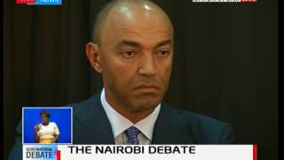 Nairobi Gubernatorial candidates talk on the changes they intend to make once they are Governors of