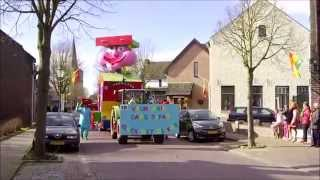 preview picture of video 'Grote Posterse optocht 2014'