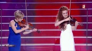 Camille Berthollet et sa soeur Julie interprètent « Caprice n°24 » de Paganini - Prodiges 3