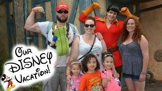 VLOG | Disney World & Universal Family Vacation