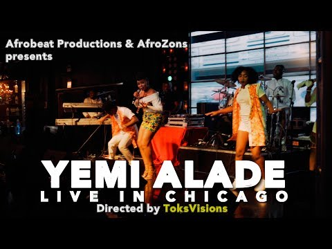Download Yemi Alade Live In Chicago 2017 (Full Video) ToksVisions HD Mp4 3GP Video and MP3