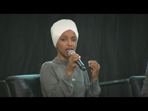 Ilhan Omar Decries Israel Gov't Decision To Bar Her Entry