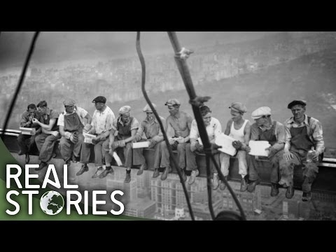 Men At Lunch (Iconic Photograph Documentary) – Real Stories