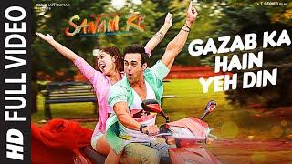 GAZAB KA HAIN YEH DIN Full Video Song | SANAM RE | Pulkit Samrat, Yami Gautam | Divya khosla Kumar