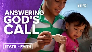 Living a Fulfilled Life in Christ through Service | State of Faith: Latin America | TBN