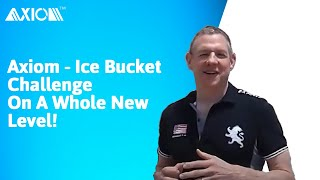 Ice Bucket Challenge On A Whole New Level!