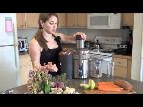 Juicer Review on the Breville Variable Speed Juicer