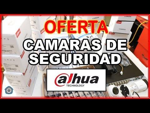 OFERTA: KIT DE CAMARAS DE SEGURIDAD DAHUA - AREQUIPA - PERU