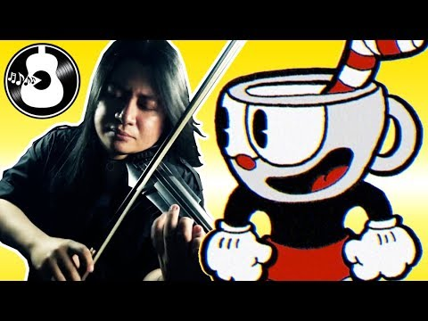 Cuphead - Legendary Ghost Acoustic Guitar Cover  String Player Gamer