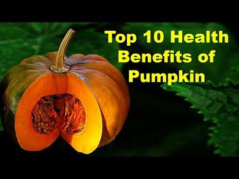 , title : 'Top 10 Health Benefits of Pumpkin | Pumpkin Nutrition Facts | Amazing Benefits of Pumpkin Seeds