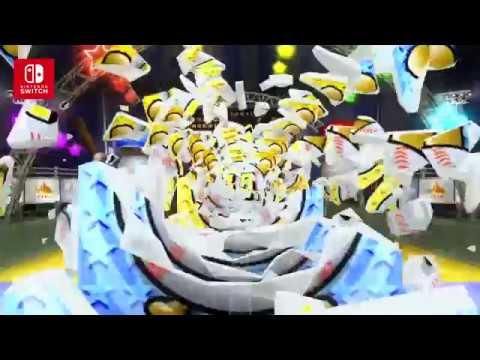 Видео № 0 из игры Go Vacation [NSwitch]