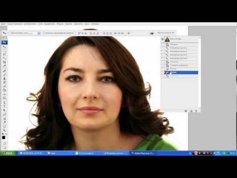 , title : 'Коррекция линии лица в Фотошопе, похудение в фотошопе'