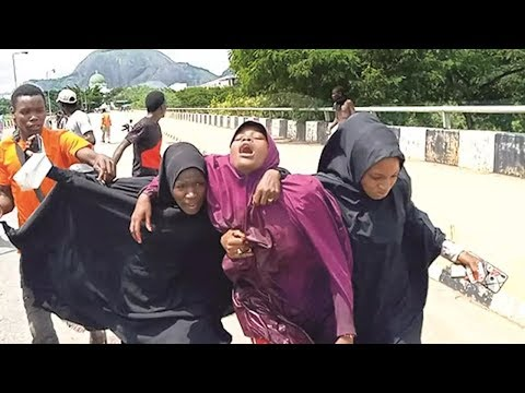 SHI'ITES PROTEST AT NASS TURNS BLOODY