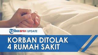 Korban Kecelakaan di Bengkulu Ditolak 4 Rumah Sakit Meninggal Dunia Lantaran Hanya Fokus Covid-19