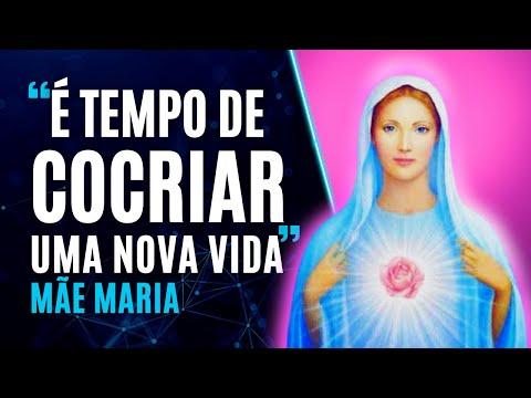 Mensagem da Me Maria
