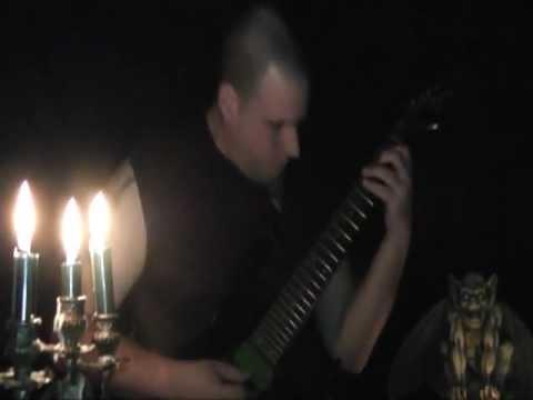ANTIPATHIEA - Pestilent Ones Guitar