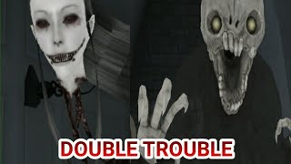 Again 2 Ghost - Eyes The Horror Game - Double Trouble Mode - Full Gameplay