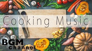 Relaxing Cafe Music For Cooking   Jazz & Bossa Nova Music   Background Cafe Music