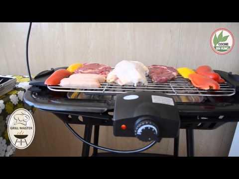 Grill Master - Demostración de cocción.