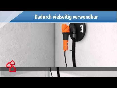 Trockenbauwandschleifer DWS 225R von Toolson | BAUHAUS