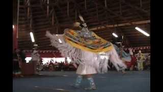 Girl's Fancy Dance – Tsuu T'ina Pow Wow 2012