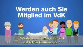 Video: VdK-TV: Der Sozialverband VdK
