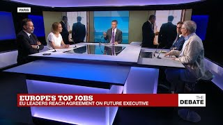 Europe's top jobs: EU leaders agree on top picks for Commission, ECB