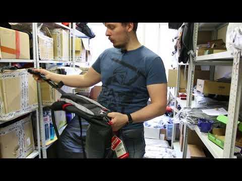 Рюкзак для рыбалки Nova Tour «Миноу PRO» (16 л). Видеообзор.