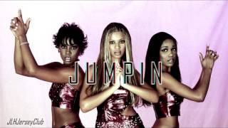 Destiny's Child - Jumpin - JLH JERSEY CLUB REMIX