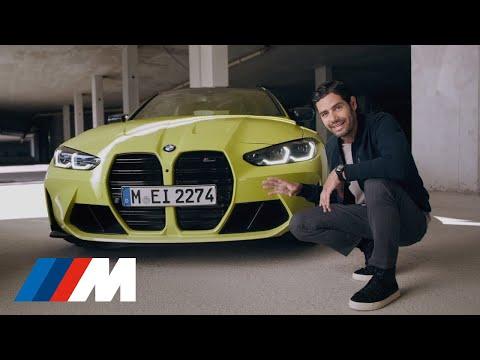 Trình làng BMW M3 và M4 2021 thế hệ mới: Nâng tầm hiệu năng nhưng gây ám ảnh về thiết kế