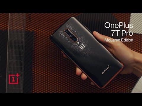 "OnePlus 7T Pro (256GB, McLaren Edition, 6.67"", Dual SIM, 48Mpx, 4G)"
