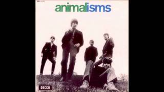 The Animals - I Put A Spell On You (1966) [Decca]